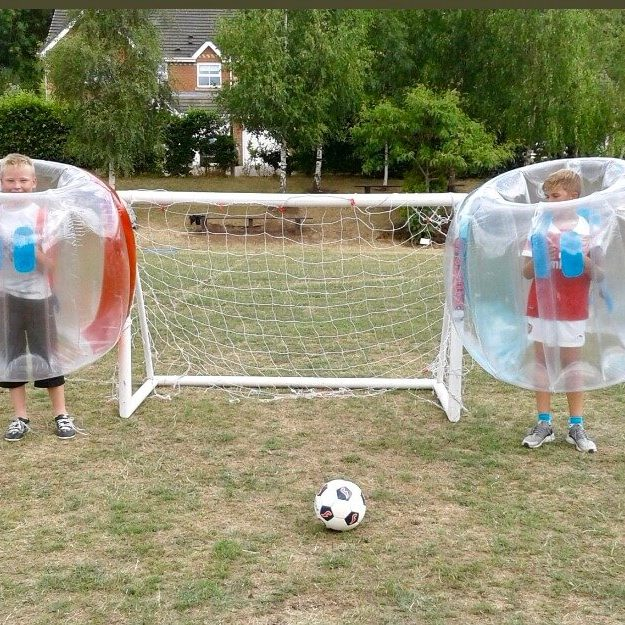 zorb-football